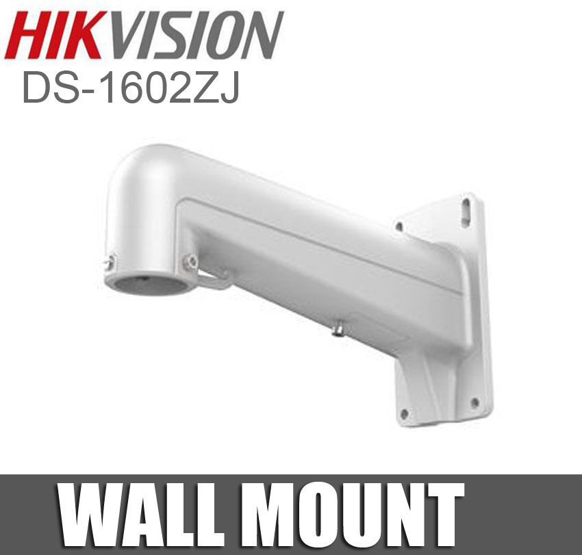 цена на CCTV Accessories Wall Mount Bracket Aluminum alloy for Hikvision PTZ Camera DS-2DE4225IW-DE