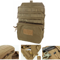 Molle 3L Tactical Pouch 1000D Hydration Backpack Military Nylon Water Pack for Camping Hiking Hunting Accessories