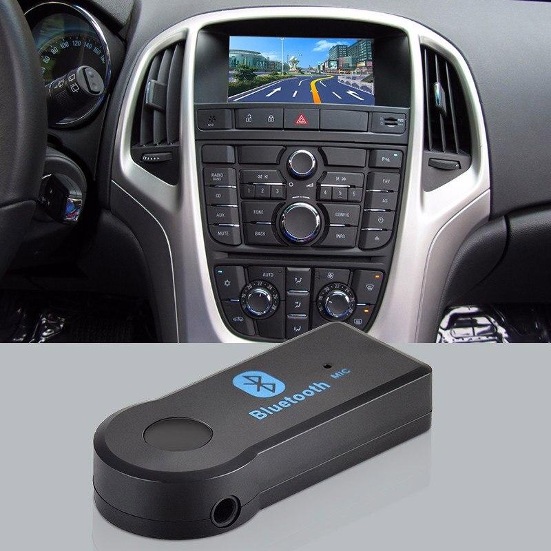 Автомобильный музыкальный приемник Bluetooth Авто музыкальный приемник автомобильный Aux Стерео умный аудио дом