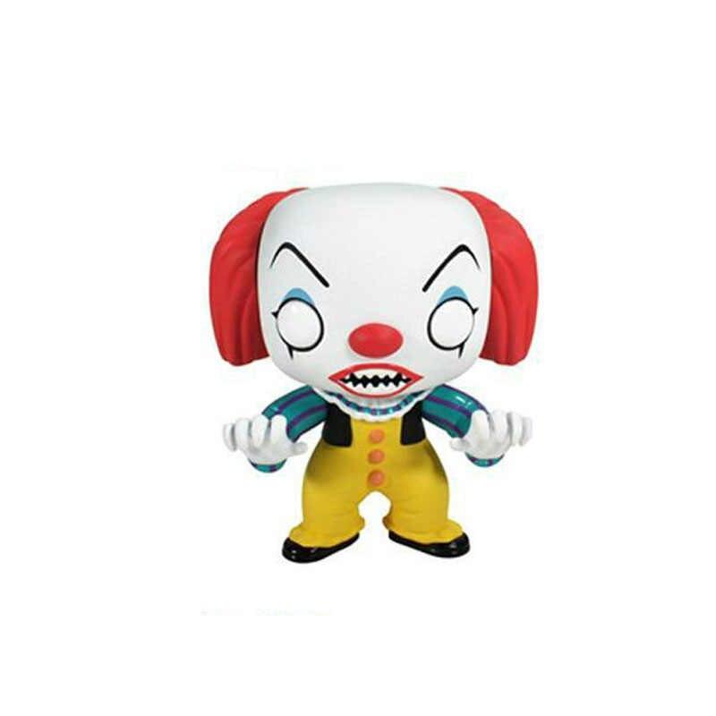 Funko POP Filme Stephen King é Coringa Personagem Palhaço PENNYWISE Vinil Bonecas Figura de ação Brinquedos modelo presente para as crianças