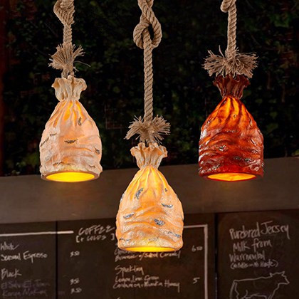 Hemp Rope Novelty Candy LED Pendant Lamp Reisn Creative Droplight Modern Hanglamp Fixtures For Home Lightings Cafe Living Room hemp rope novelty candy led pendant lamp reisn creative droplight modern hanglamp fixtures for home lightings cafe living room
