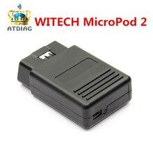 WITECH micropod 2 с HDD инструмент диагностики V17.04.27 для Chrysler Поддержка нескольких языков Chrysler диагностический интерфейс