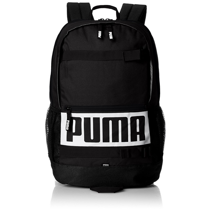 City Jogging Bags Backpack Puma 7470601 sport school bag casual for male man TmallFS curren watches mens brand luxury stainless steel analog quartz watch men casual black sport watch male clock relogio masculino