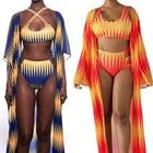 Fashion Print Bikini...