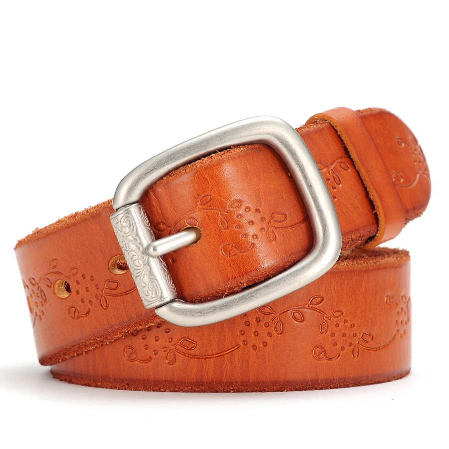 Mens Crocodile Belts Fashion Genuine Leather Man Belt Classic Mens Leather Waistband HOT ! Male Belts black rown color 3.8cm
