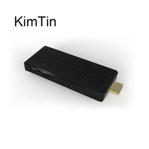 Image 4 - Mới Nhất KimTin RK3229 Quad Core A9 Mini PC TV Dongle 2GB DDR3 16GB ROM Android 7.1 Bluetooth 2.4 wifi 4K H.265 Google TV BOX