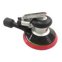 6 inch pneumatic grinder vacuum dry mill 150mm automotive industry waxing sandpaper polishing machine pneumatic tools