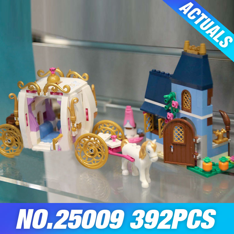 Lepin 25009 Genuine 392Pcs Girls Series The Enchanted Evening Set 41146 Building Blocks Bricks Funny Toys For Kids New Year Gift enchanted wanderer the