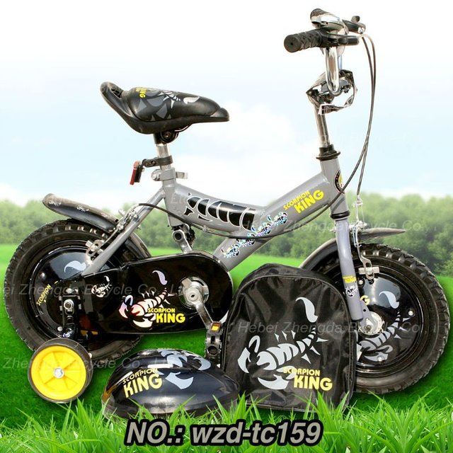 Boys favorite Batman models of child bicycle