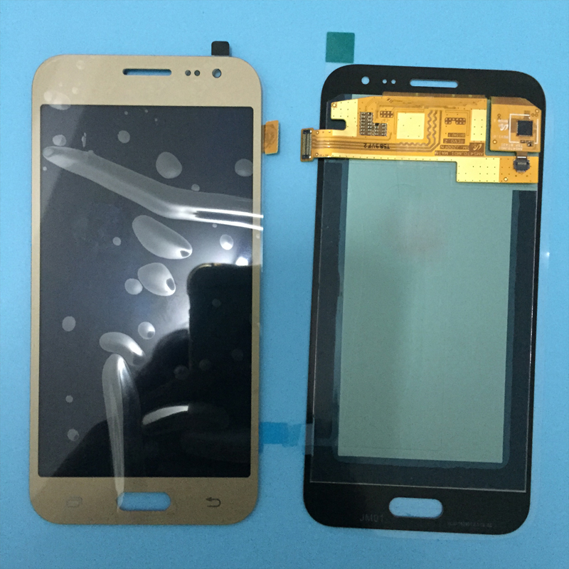 AAA For Samsung Galaxy J2 2015 J200 J200F J200Y J200H LCD Display With Touch Screen Digitizer Assembly Free shipping