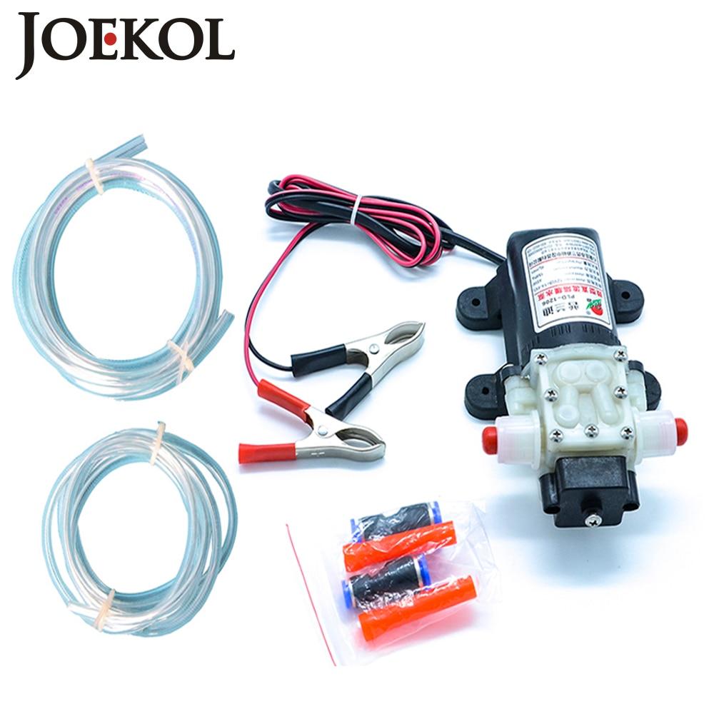 Professional Electric 12V oil <font><b>Pump</b></font>,Diesel <font><b>Fuel</b></font> Oil Engine Oil Extractor Transfer <font><b>pump</b></font>,free shipping suction <font><b>Pump</b></font> Car