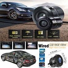 Waterproof Car Rear View Camera Auto Parking Reverse Backup Camera Night Vision