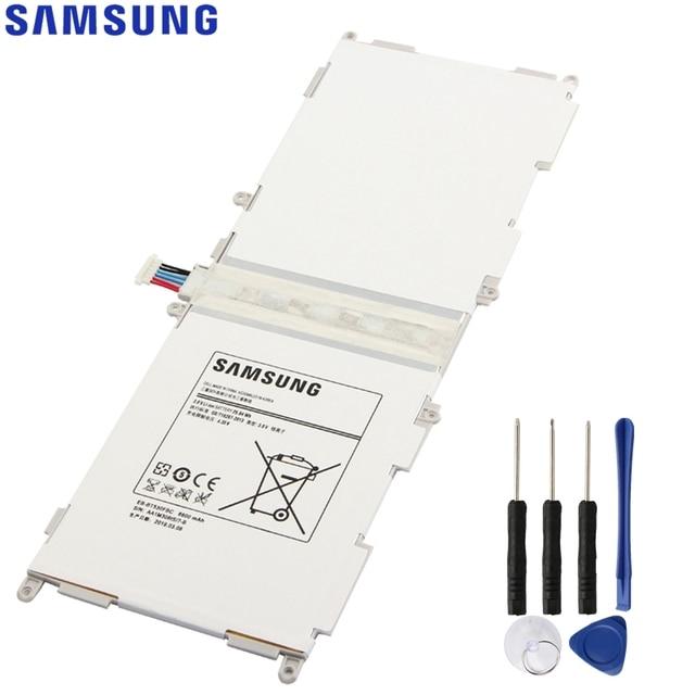 Original Samsung Pin Máy Tính Bảng Cho Galaxy Tab4 Tab 4 SM-T530 T533 T535 T531 T535 T537 Chính Hãng EB-BT530FBU EB-BT530FBC 6800 mAh