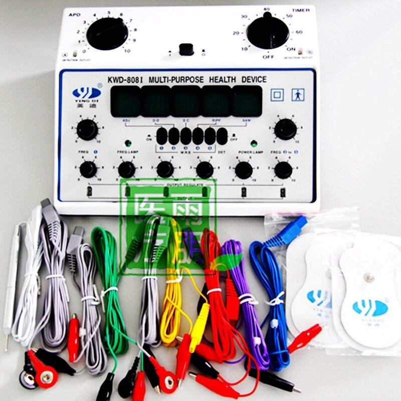 Kwd808i modèle machine de stimulateur d'acupuncture utilisation pour les soins de santé de massage corporel-in Massage et relaxation from Beauté & Santé    1