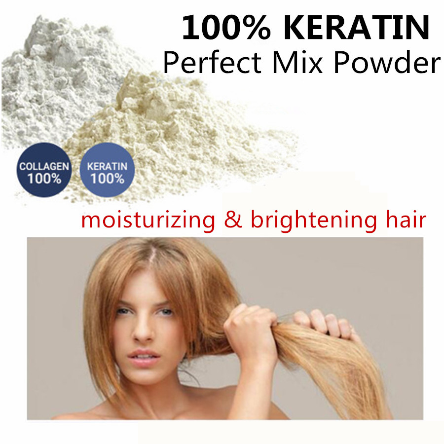 Repair-Hair Vitamins-Treatment Perfect-Mix-Powder Scalp-Care Fill-Up Moisturizing Collagen