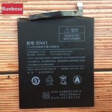 Original For Xiaomi BN41 Battery For Xiaomi Redmi Note 4 Hongmi Note4 4100mAh Mobile Phone Batteries цена