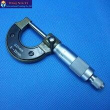 Best price Free shipping 0-25mm 0.01mm Vernier Calipers micrometer calipers Vernier Guage Caliper jewelry caliper tool