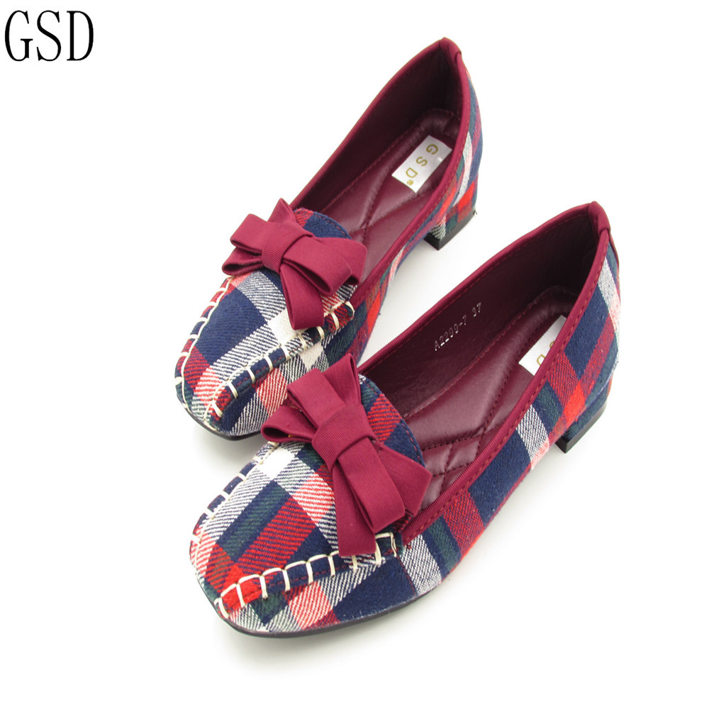 fashion  Women's shoes comfortable flat shoes  New arrival -A2299-7 Ballet Flats shoes large size shoes Women  flats