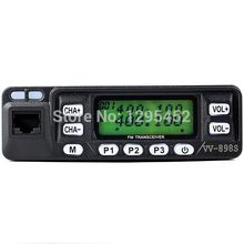 LEIXEN VV-898S car radio 25W Mini Dual band two way radio Upgraded VV898 mobile transceiver Amateur Ham radio outdoor radio>20Km(China)