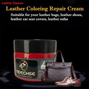 Image 2 - Leather Refurbishing Cleaner Car Sofa Leather Shoe Refurbishing Agent Descaling Cleaning Cream All Purpose Repair Tool