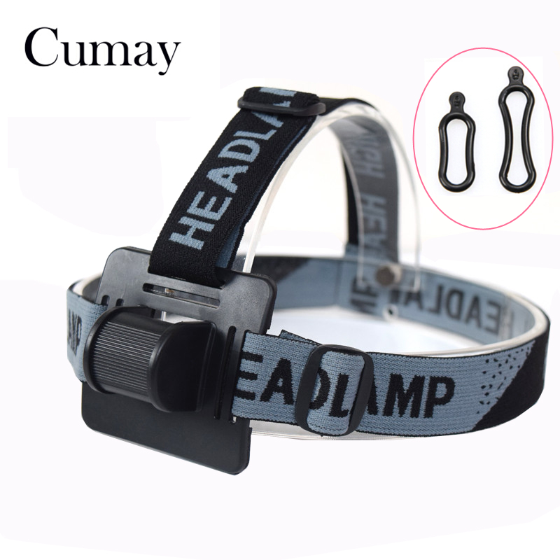 Symbol Of The Brand Bicycle Accessories Bike Flashlight Headband/helmet Strap Mount Head Strap For Led Headlamp/head Car Styling #30 Automobiles & Motorcycles Electric Vehicle Parts
