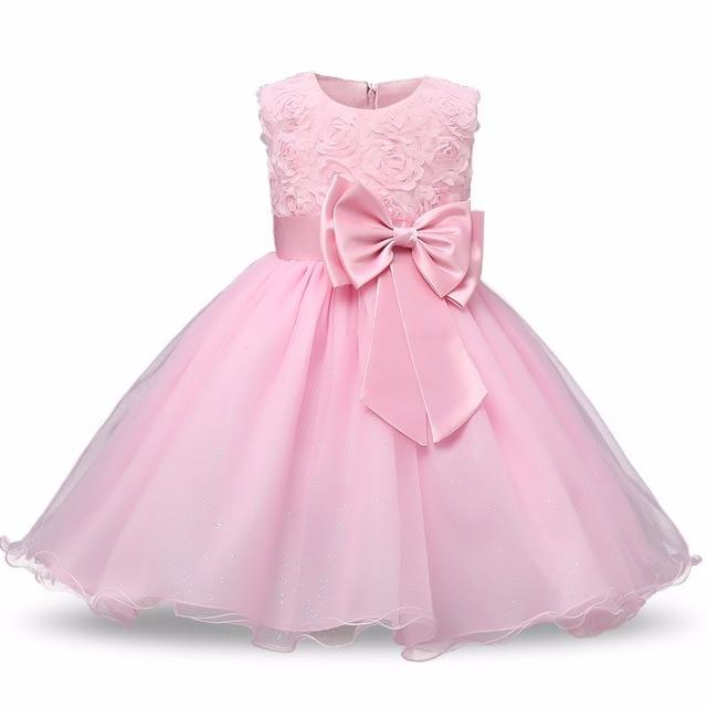 Flower Sequins Princess Toddler Girl Dress Summer 2018 Christmas ...