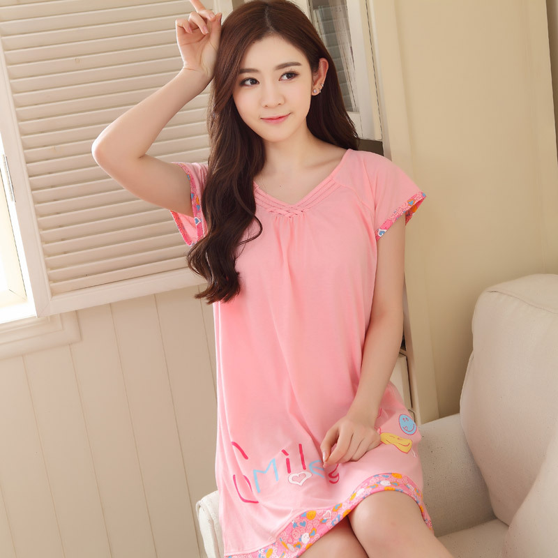 c107e96052c0 The new summer clothes Home Furnishing large cotton short sleeved ...