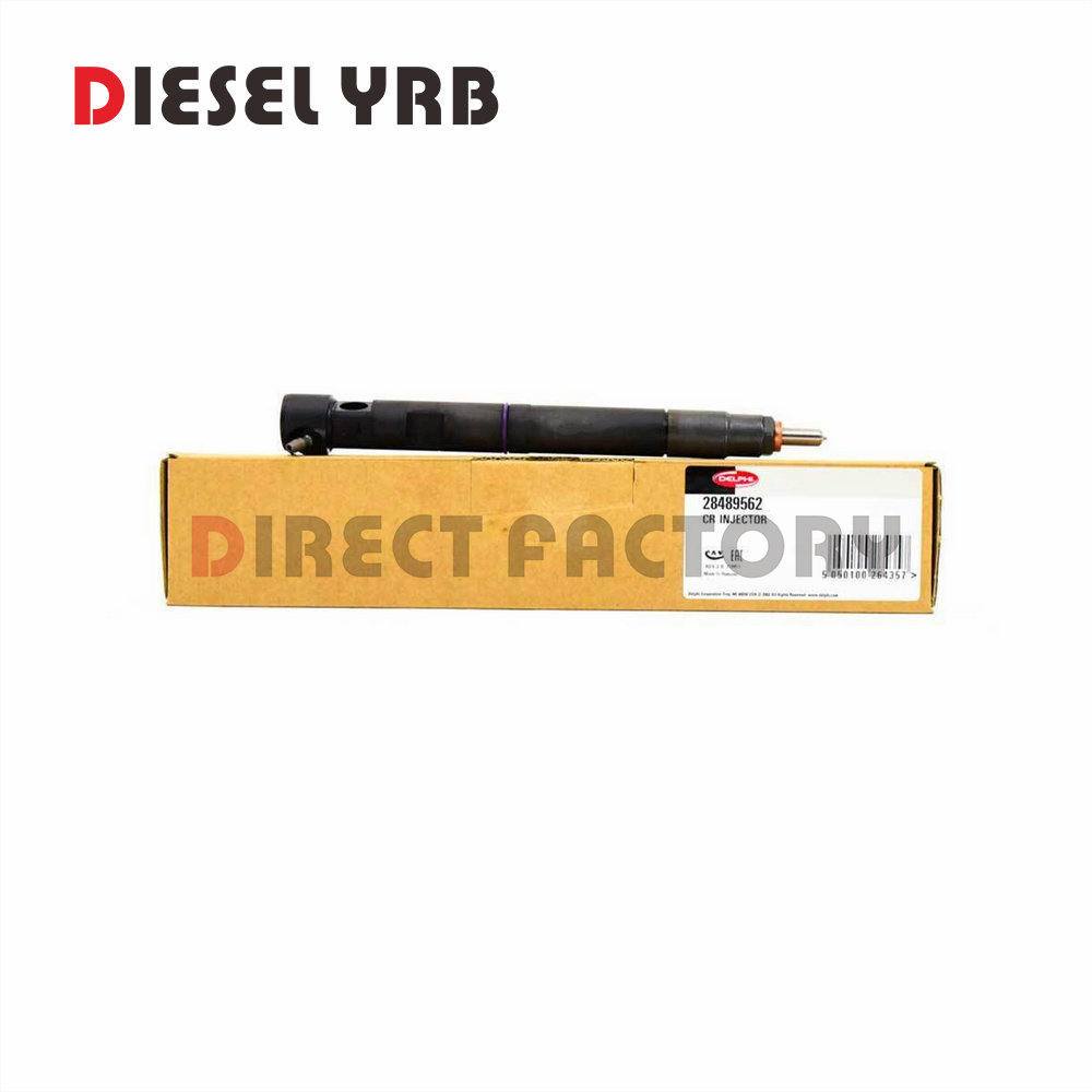 High Quality Original new Common Rail Diesel Injector 28489562 Diesel Injector 28264952 Fits Chevrolet