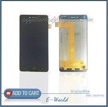 Оригинальное качество Испытано для BQ Aquaris U Lite ЖК-дисплей Дисплей Сенсорный экран сборки 100% работает хорошо черный цвет