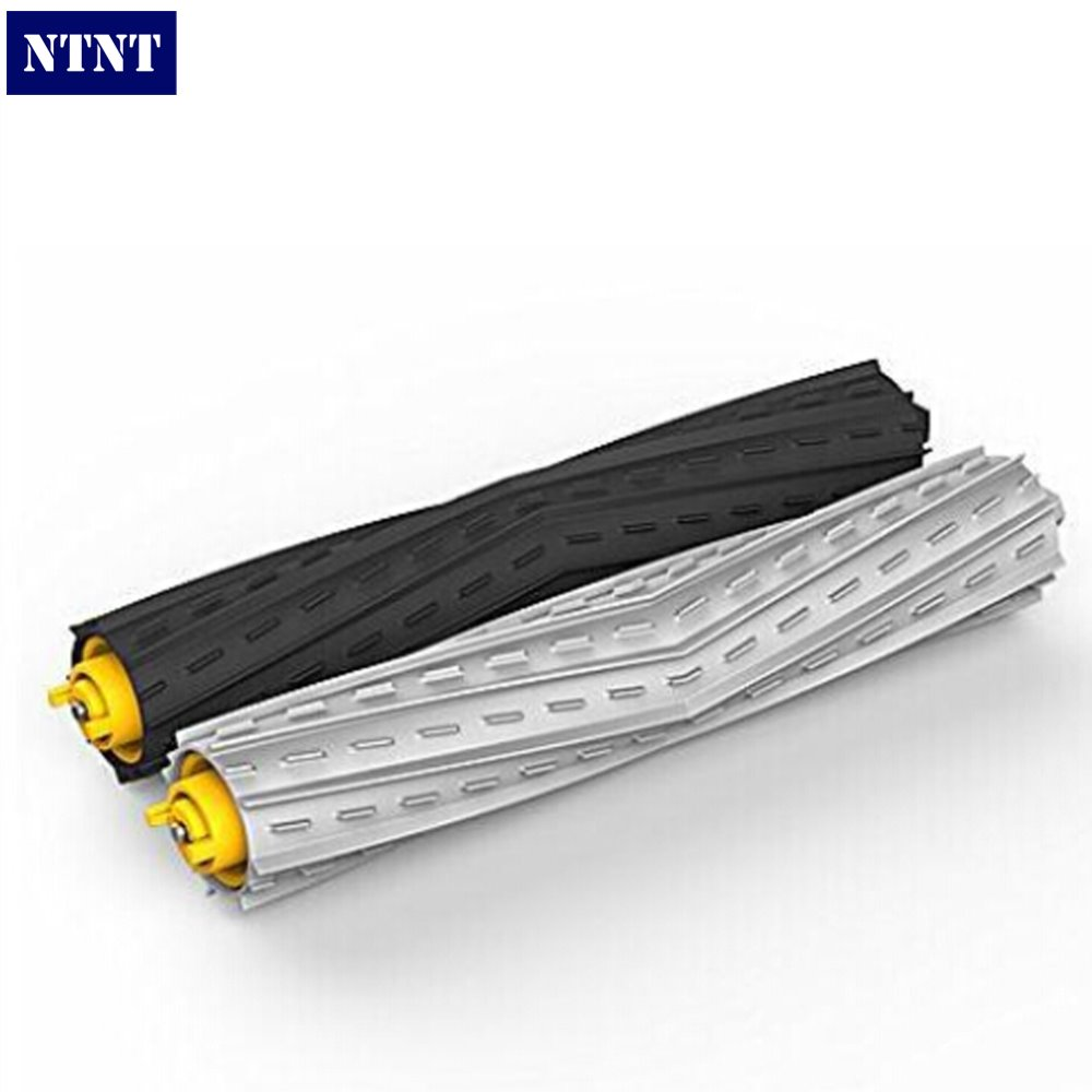 NTNT 1 set Tangle-Free Debris Extractor Brush For iRobot Roomba 800 Series 870 880 Debris Extractor Brush Vacuum Cleaner