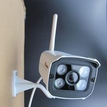 Wi-fi Камера 1080 P 6 мм Объектив Видеонаблюдения P2P Открытый Ик-Камеры Ночного Видения Motion Обнаружения Тревоги По Электронной Почте оповещения Onvif