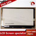 "High quality screen LTN125HL02 301 LTN125HL02-301 12.5"" eDP 30 Pin LCD LED SCREEN Panel 1920*1080"