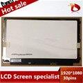 "Tela de alta qualidade LTN125HL02 301 LTN125HL02-301 12.5 ""eDP 30 Pinos Painel de LED TELA LCD 1920*1080"