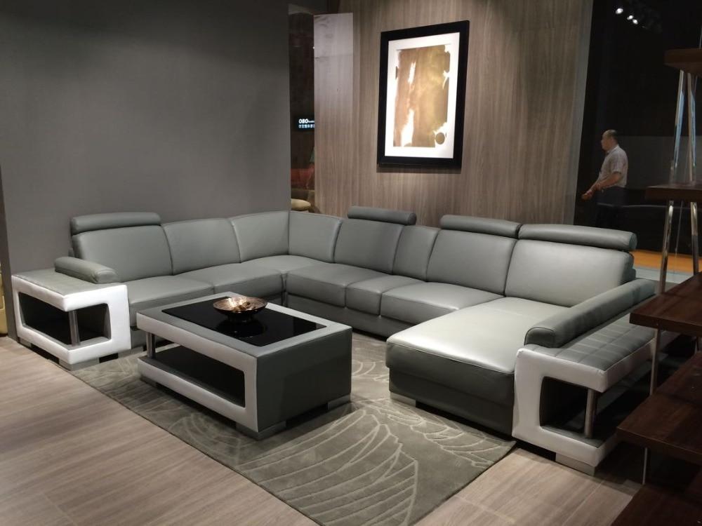 Large Luxury Corner Sofas Wiado Sofa