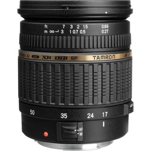 Tamron 17 50mm lens Tamron SP AF 17 50 f 2 8 XR DI II LD