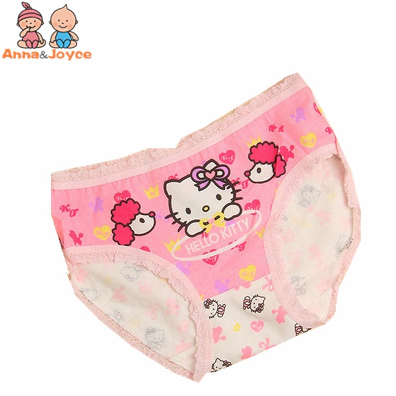8ed96d6590a 4pcs lot Baby Girl Underwear Kids Cotton Panties Child s for ...