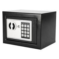 0.22 Cubic Feet Home Safe Box Money Cash Box Eectronic Digital Money Box SKU61958008