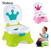 Pot Children Baby Potty Training Seat Children's Potty Baby Toilet Seat Travel Music Infant Baby Boys Girls Toilet Training Seat