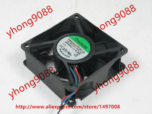 Free Shipping For SUNON PMD2407PTB1-A (2).B1947.GN.I21 DC 24V 4.3W 3-wire 70x70x25mm Server Square Cooling Fan