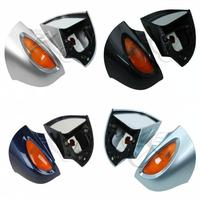 Motorcycle Rear View Mirrors Turn Signal Light For BMW R1100 RT R1100 RTP R1150 RT