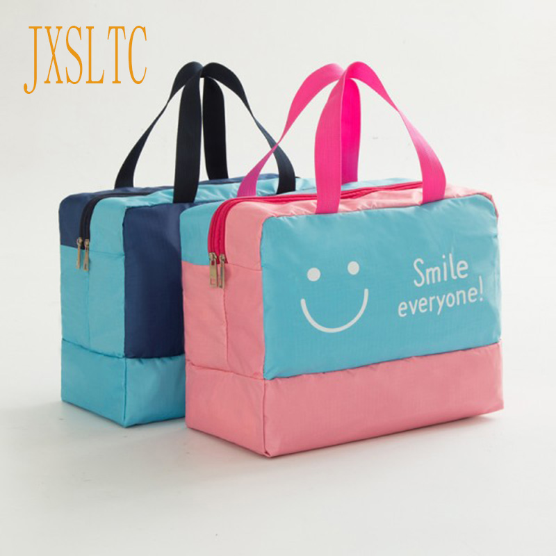 JXSLTC Travel-Bag Designers-Bag Weekend Women Handbags Tote Eparation-Organizer Sporting
