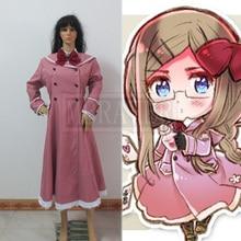 APH Hetalia Cosplay Anime Mónaco Trajes Femeninos Vestido de Monaca