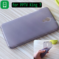 PPTV King 7 Case New Arrival Anti-Dust Clear Soft Silicone Matte Tpu Ultra Slim Protective Back Cover for PPTV King 7S