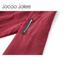 Jocoo Jolee Fashion Bomber Jacket Women Long Sleeve Basic Coats Casual Thin Slim Outerwear Short Jackets 2017 Global Shopping