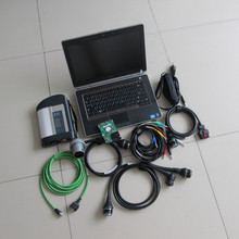 wifi mb star c4 sd connect with hdd 2017.07 latest software with laptop e6420(i5 4g) diagnostic tool ready to work