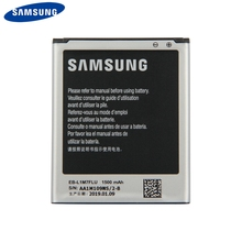 все цены на Original Samsung Battery EB-L1M7FLU For Samsung Galaxy S3Mini S3 Mini I8190 I8190N i8200 Genuine Replacement Battery 1500mAh онлайн