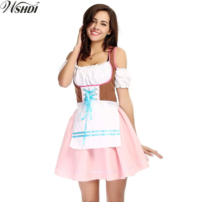 порно в баварских платьях