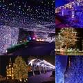 Indoor 30M 200LED 220V Waterproof Fairy String Lights Christmas Wedding Tree Lighting Mood Garden Decoration