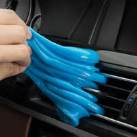 Limpieza de coches detalles de limpieza nettoyage voiture limpieza coche limpio auto Super pegamento de limpieza Mud Gel productos Panel tablero