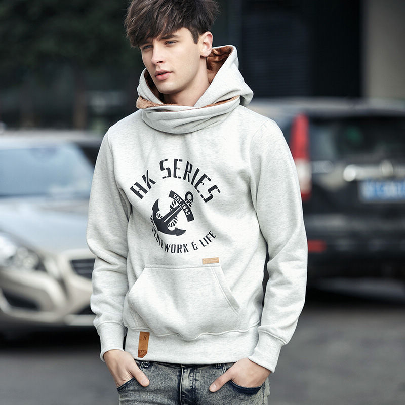 4bece2b6a 2015 NEW Hot mens Fashion Hoodies Sweatshirts,Outerwear Men Outdoor Hoody,Boys  Sports Suit cotton sweatshirt mens hooded cloak-in Hoodies & Sweatshirts  from ...